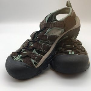 Worn once KEEN water shoes